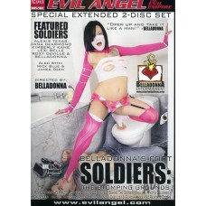BELLADONNA'S FOOT SOLDIERS: THE STOMPING GROUND [dvd usato]