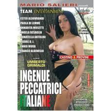 INGENUE PECCATRICI ITALIANE