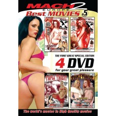 MACH 2 EUROPE BEST MOVIES 5 [4 DVD]