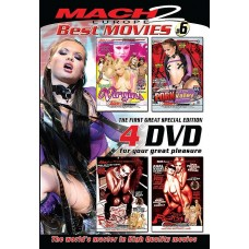 MACH 2 EUROPE BEST MOVIES 6 [4 DVD]