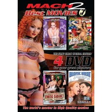 MACH 2 EUROPE BEST MOVIES 7 [4 DVD]