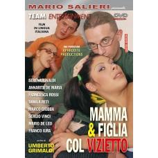 MAMMA E FIGLIA COL VIZIETTO