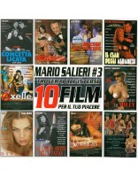 MARIO SALIERI - COFANETTO DA 10 DVD (Vol. 3)