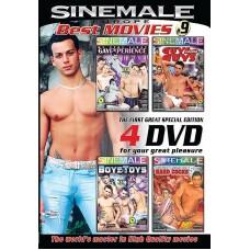 SINEMALE EUROPE BEST MOVIES 9 [4 DVD]