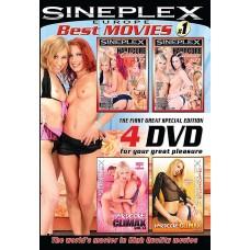 SINEPLEX EUROPE BEST MOVIES 1 [4 DVD]