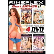 SINEPLEX EUROPE BEST MOVIES 3 [4 DVD]
