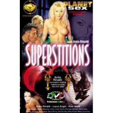 SUPERSTITIONS [dvd usato]