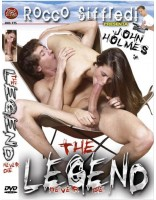 THE LEGEND NEVER DIE [dvd usato no cover]