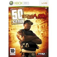 50 CENT BLOOD ON THE SAND |Xbox 360|