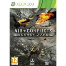 AIR CONFLICTS SECRET WARS |Xbox 360|