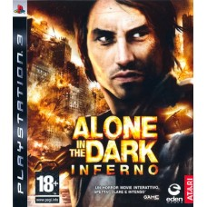 ALONE IN THE DARKNESS INFERNO |PS3|