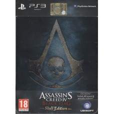 ASSASSIN'S CREED BLACK FLAG SKULL ETITON |PS3|
