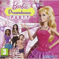 Barbie Dreamhouse Party |Nintendo 3DS|