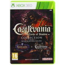 CASTLEVANIA LORDS OF SHADOW COLLECTION |Xbox 360|