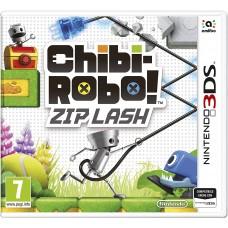 Chibi-Robo! Zip Lash |Nintendo 3DS|