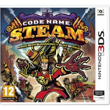 Code Name: STEAM |Nintendo 3DS|