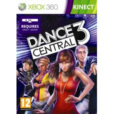 DANCE CENTRAL 3 |Xbox 360|