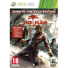 DEAD ISLAND GAME OF THE YEAR EDITION |Xbox 360|