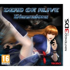 Dead or Alive Dimensions |Nintendo 3DS|