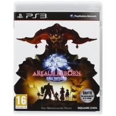 A REALM REBORN FINAL FANTASY XIV ONLINE |PS3|
