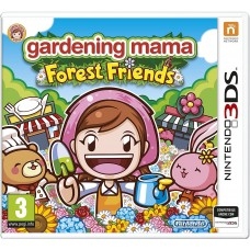 Gardening Mama Forest Friends |Nintendo 3DS|