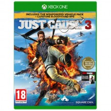 JUST CAUSE 3 – Weaponized Vehicle Pack Capstone Bloodhound RPG