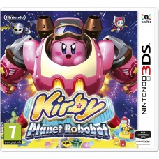 Kirby Planet Robobot |Nintendo 3DS|