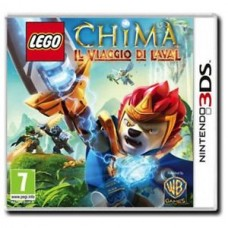 Lego Legends of Chima IL VIAGGIO DI LAVAL |Nintendo 3DS|
