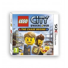 LEGO City Undercover - The Chase Begins |Nintendo 3DS|