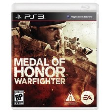 MEDAL OF HONOR WARFIGTER LIMITED EDITION |PS3|