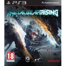 METAL GEAR RISING REVENGEANCE |PS3|