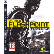 OPERATION FLASHPOINT DRAGON RISING |PS3|