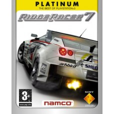 RIDGE RACER 7 PLATINUM |PS3|