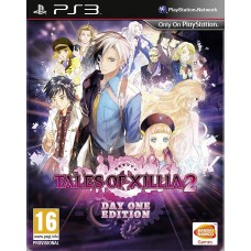 TALES OF XILLIA 2 DAY ONE EDITION |PS3|