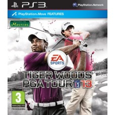 TIGER WOODS PGA TOUR 13 |PS3|