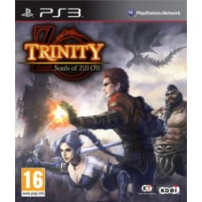 TRINITY SOULS OF ZILL O'LL |PS3|