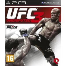 UFC 3 UNDISPUTED |PS3|