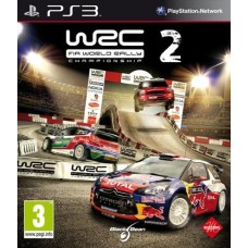 WRC 2 FIA WORLD RALLY CHAMPIONSHIP |PS3|