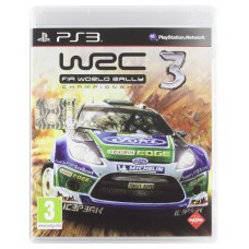 WRC 3 FIA WORLD RALLY CHAMPIONSHIP |PS3|