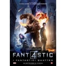 I FANTASTICI QUATTRO |dvd|
