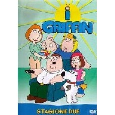 I GRIFFIN - STAGIONE 2 (2 DVD)