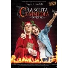 LA SOLITA COMMEDIA - INFERNO [dvd]