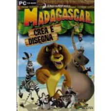 MADAGASCAR - CREA E DISEGNA