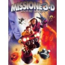 MISSIONE 3-D GAME OVER (SPY KIDS 3)