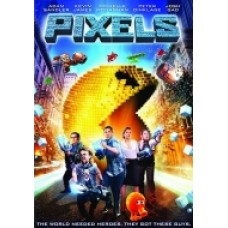 PIXELS |dvd ex noleggio|