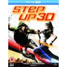 STEP UP 3D blu-ray
